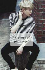 Promise of marriage » Yoongi by monicaveni