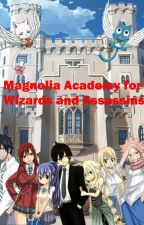 Magnolia Academy for Wizards and Assassins by BlueDragon4777