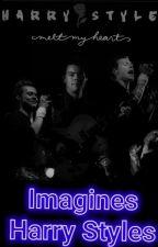 Imagine Harry Styles  by OnlySmoke-