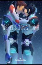 We're Going Home by ChristinaAnneRice