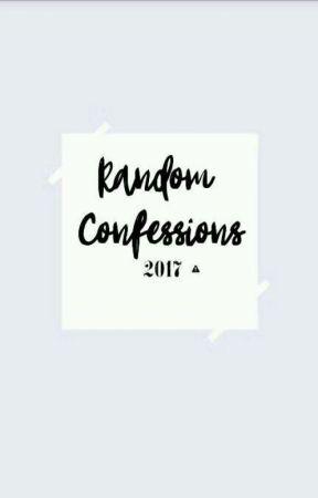 Random Confessions ° by RandomConfessions