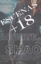 Agente Shao y Rebel  (Escenas +18) by green_tango