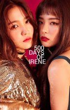 500 days of irene + seulrene by twoverse