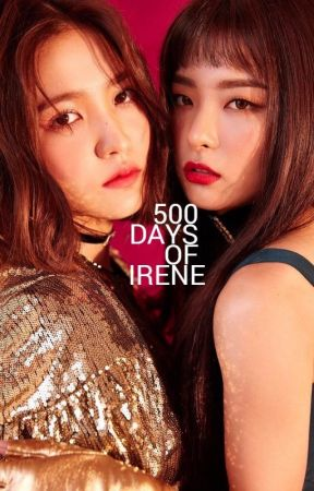 500 days of irene + seulrene by twoverse