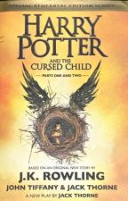 HARRY POTTER AND THE CURSED CHILD  by AiyaQuadrant