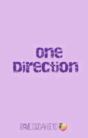 One Direction Lyrics by messijoahseyo