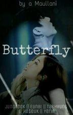 Butterfly  by Maullani