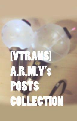 Đọc truyện [VTRANS] Những bài viết khá hay trên cộng đồng fan BTS