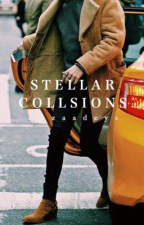 STELLAR COLLISIONS by mazaadeys