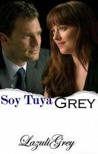 SOY  TUYA GREY (fanfic Grey) by Lazuli2