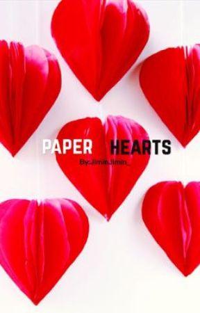 paper hearts by JiminJimin_