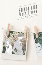 Sushi and Pocky Sticks (OHSHC) by jaeiin