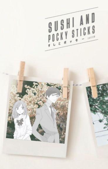 Sushi and Pocky Sticks (OHSHC)