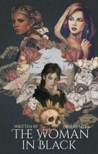 The Womam In Black by dellasintya