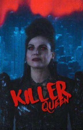 KILLER QUEEN ↝ Lucifer Morningstar   1 by mcrningstar