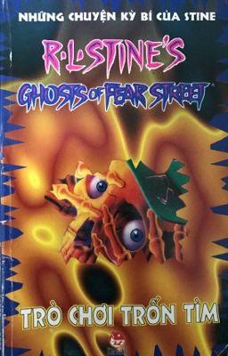 R.L.Stine's Ghosts of Fear Street ( Trò chơi trốn tìm )