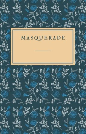 Masquerade 🌌 {A Penderry's Bizzare Fanfic}《COMPLETED ✔️》 by xdarkxenergy
