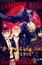 Vampire King by YunoMizaki13