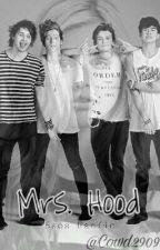 Mrs. Hood by Cowd2909