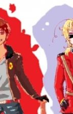 Danger of One (2p! Hetalia x Reader) by RoguetheHedgehog