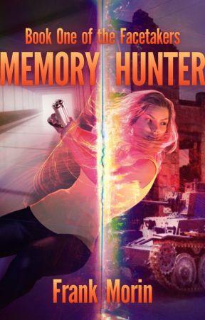 Memory Hunter by FrankMorin