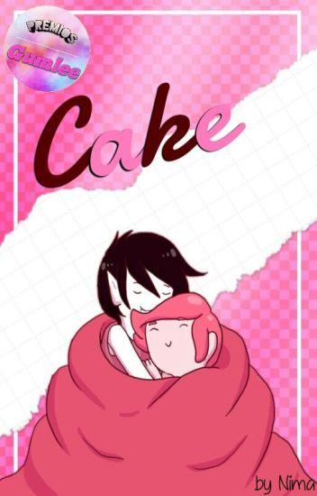Cake - [Marshall Lee × Gumball Week]