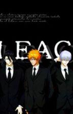 Bleach x reader 7 minutes in heaven  by _Kbangtan_