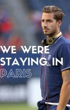 WE WERE STAYING IN PARIS - Kevin Trapp by footballaddicted