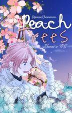 Gintama - Peach Trees {Kamui X OC} by RosieeChanman