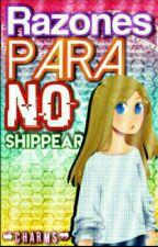 「razones para no shippear ; fnafhs」 by P0RNUSAGI