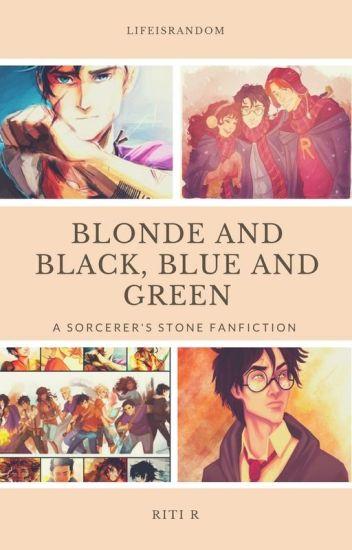 A Sorcerer's Stone Crossover Fanfic 》HP / PJ & JG