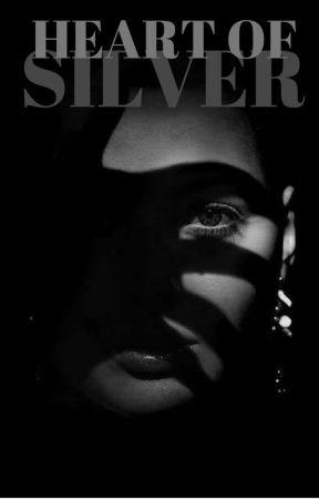 Heart of Silver by emmandlillies