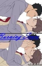 Burning Scars-Iwaoi by JustLikeHeaven_