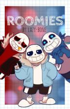 ✽ Roomies ✽ || [AU'S Sans x Reader] || L E M O N ✽ by lazy-bone