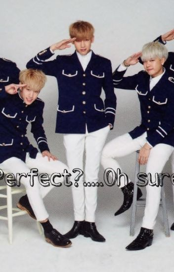 Perfect?.....Oh sure.   (got7 fanfic)