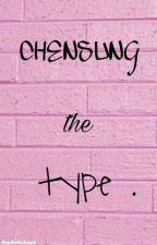 ChenSung The Type | [Chenle x Jisung] ~ NCT DREAM by if_nct