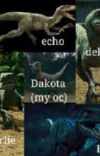 Dakota The Raptor Girl *REVISED* by o0Sterek0o