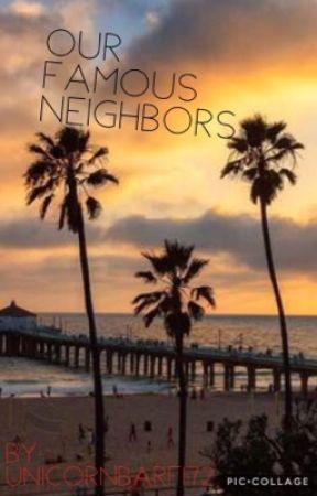 Our famous Neighbors by unicornbarf172