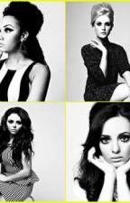 Little Mix lyrics by KittyKellyBiedka