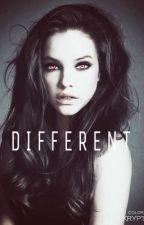 Different (One Direction AU Vampire) by malikshoran