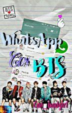 Mensajes de whatsapp con Bts by can_badgirl