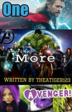 One more Avenger. *ON HIATUS* by theAtiger123