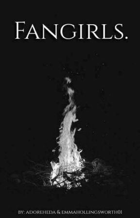 Fangirls | Teen Wolf  by adoreheda