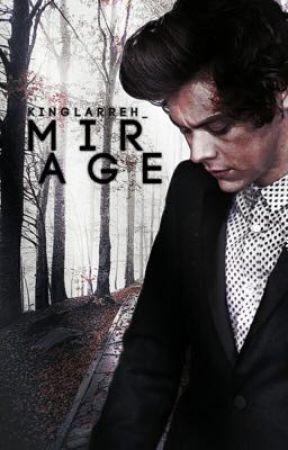 mirage [h.s fanfic] by kinglarreh_