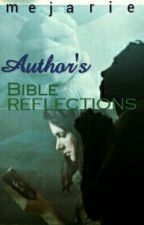 My Bible Reflections by mejarie