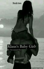 Klaus's Baby Girl by evonye