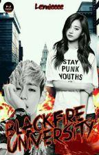 Blackfire University by KristalMeyden
