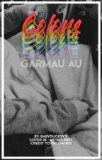Colors [Garmau AU] by babyduckyyy
