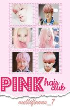 🎀  Pink hair club  🎀 by Mellifluous_7