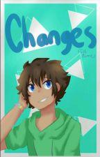 Changes [Delix] (DeuzxFélix) #FnafhsChanges by SickBonnie